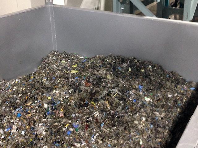 廃プラスチック類を破砕に最適