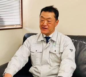 代表取締役 金本茂男 様